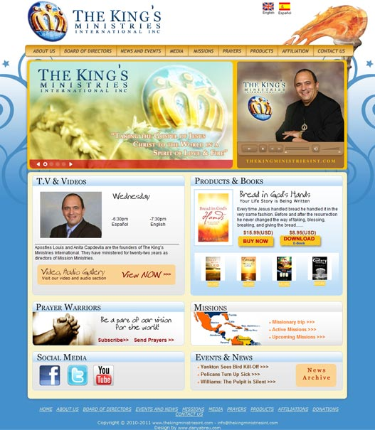 The King's Ministries Int