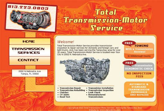 Total Transmissions-Motors Services